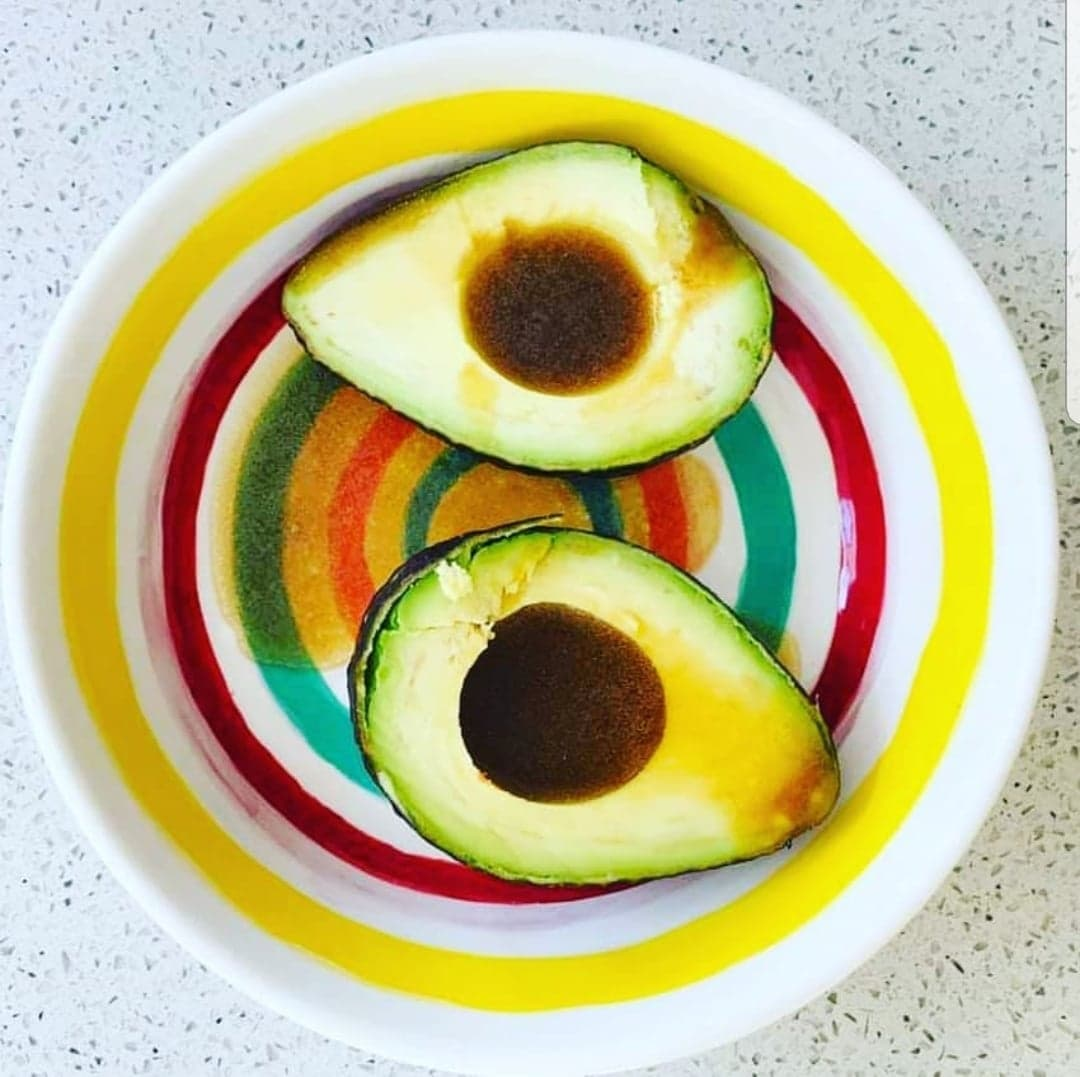 Healthy Breakfast Recipe – Sweet & Sour Avocados